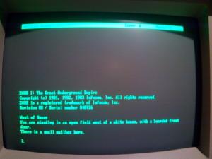 IBM Modelo 5151 tras ajuste de V-Size