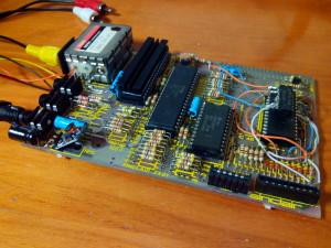 Installation of switching regulator