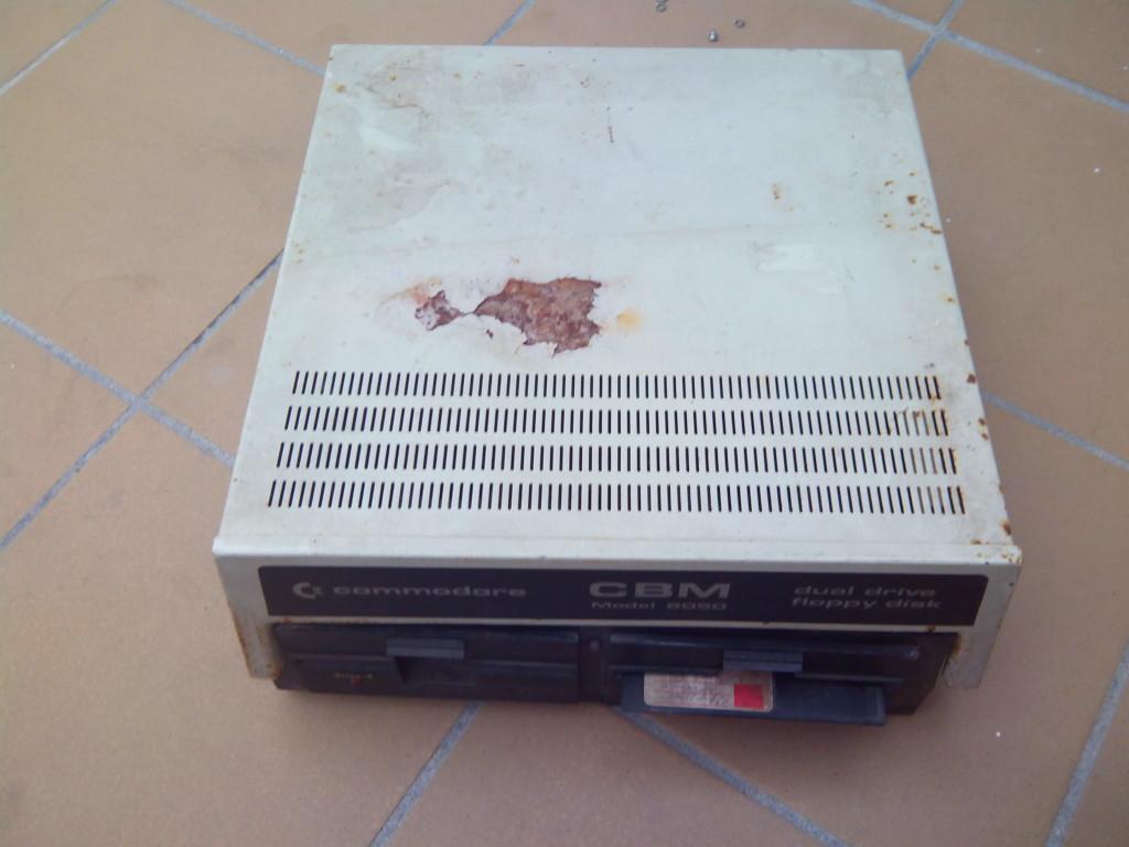 Unidad de disco Commodore CBM 8050