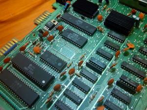Retirada de integrado 2364 en U4