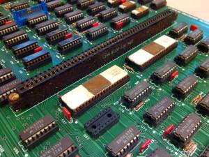 Corrosión en integrados UART AY-6-1013