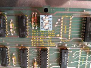 Switches de configuración