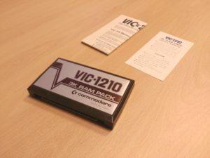 Cartucho VIC-1210