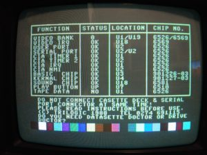 Cartucho C64 doctor de Trilogic