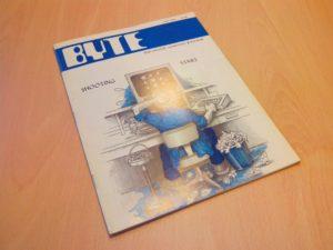 Revista BYTE, Mayo de 1976