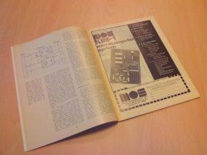 Revista BYTE, cupón de pedido