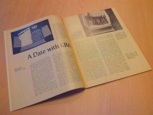 Revista BYTE, una cita con KIM