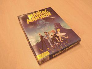 Maniac Mansion, versión C64