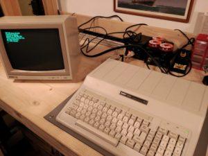 Inicio de sistema MS-DOS 3.3