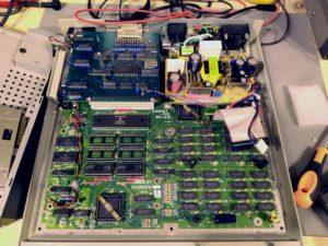 Situación inicial previa a la instalación de la tarjeta PAK68/3