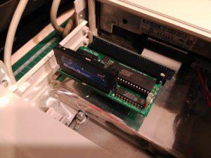 Adaptador en ranura de extensión con tarjeta XT-IDE