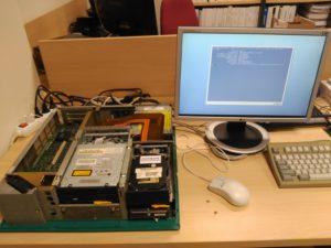Aspecto general una vez actualizado el módulo CPU